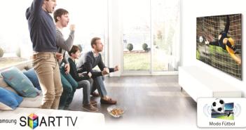 Samsung TV Soccer Mode