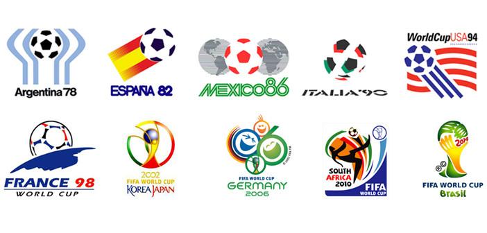 World Cup Logos