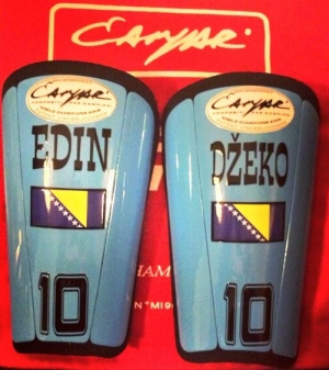 Dzeko Campari shin guards