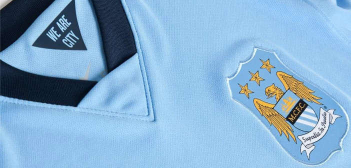 Manchester City Branding