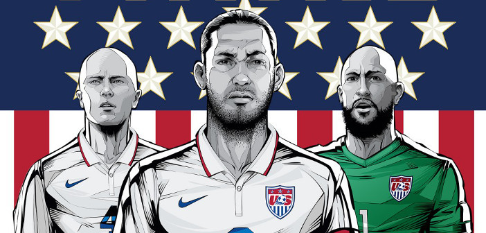 US soccer World Cup
