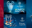 Champions League Finals Logos