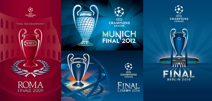 Champions League targeting local fans with newly designed finals logo