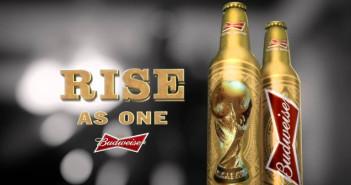 Alcohol advertising football