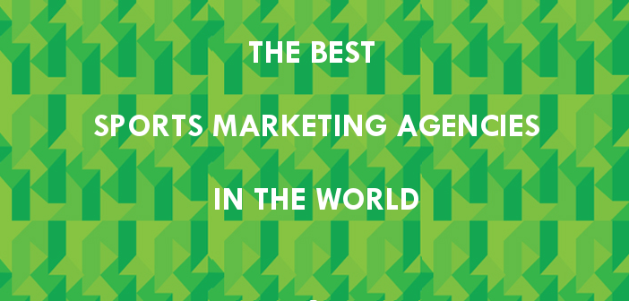 What are the top sports marketing agencies in the world?