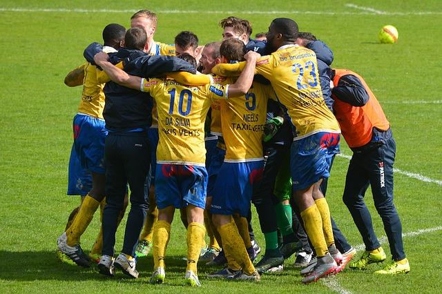 Football Team Circle