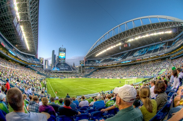 MLS Seattle Sounders FC