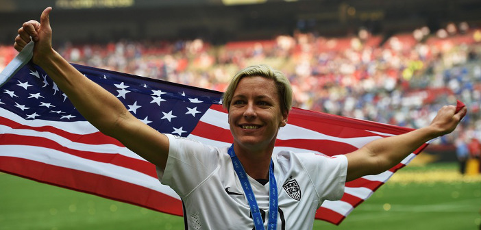 Abby Wambach and the rise of women's football
