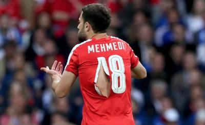 Mehmedi Puma Shirt