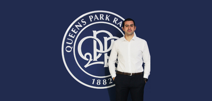 Internship report: André joins Queens Park Rangers FC